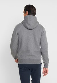 INDICODE JEANS - DOMINION - Mikina na zip - grey mix - 2