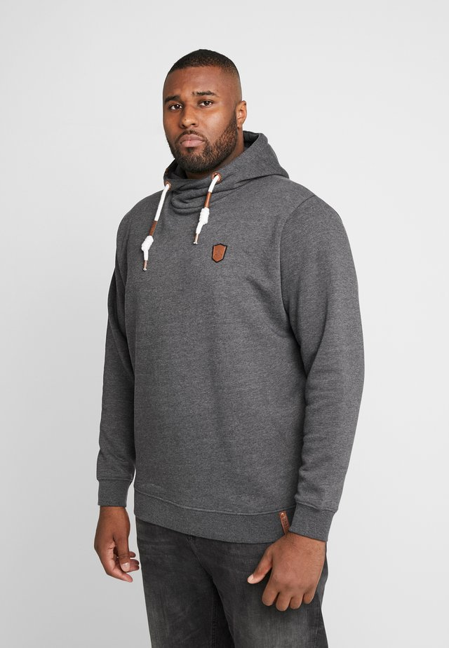 TALET - Hoodie - charcoal mix