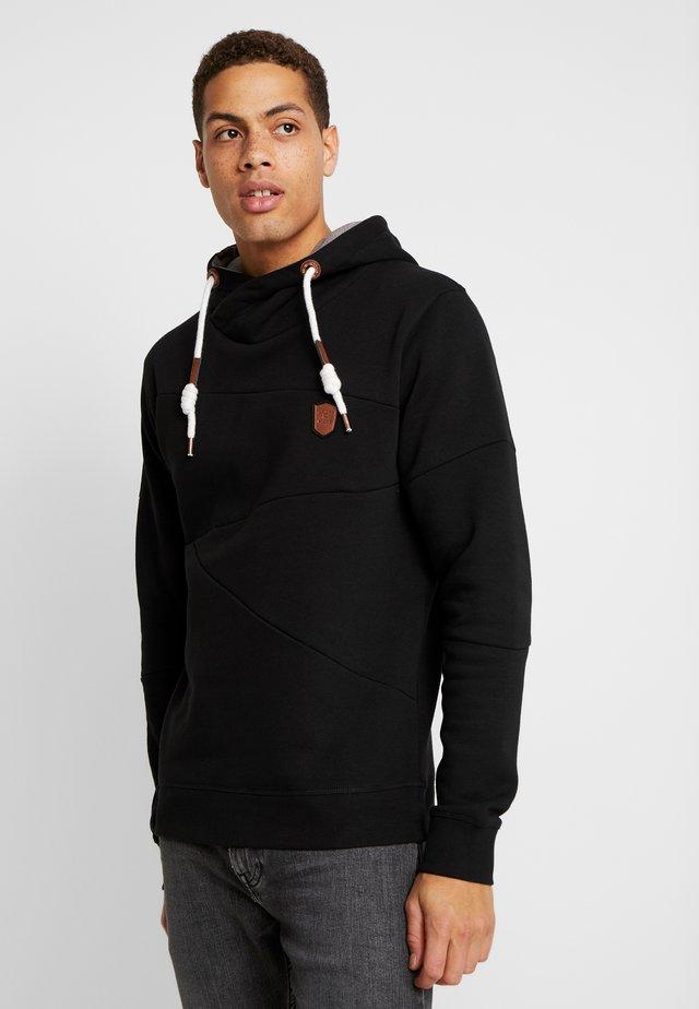 AIX - Jersey con capucha - black