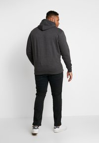 INDICODE JEANS - NEVILLY - Hoodie - charcoal mix - 2