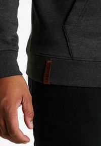 INDICODE JEANS - NEVILLY - Hoodie - charcoal mix - 5