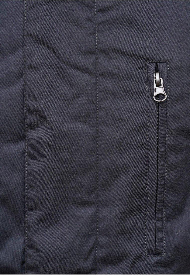 Indicode Jeans Vinterjakker - Dark Grey