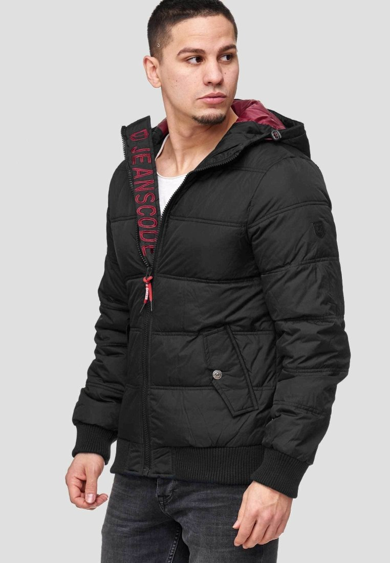 INDICODE JEANS - ADRIAN - Winter jacket - black
