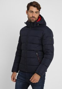 INDICODE JEANS - JUAN DIEGO - Giacca invernale - navy - 0
