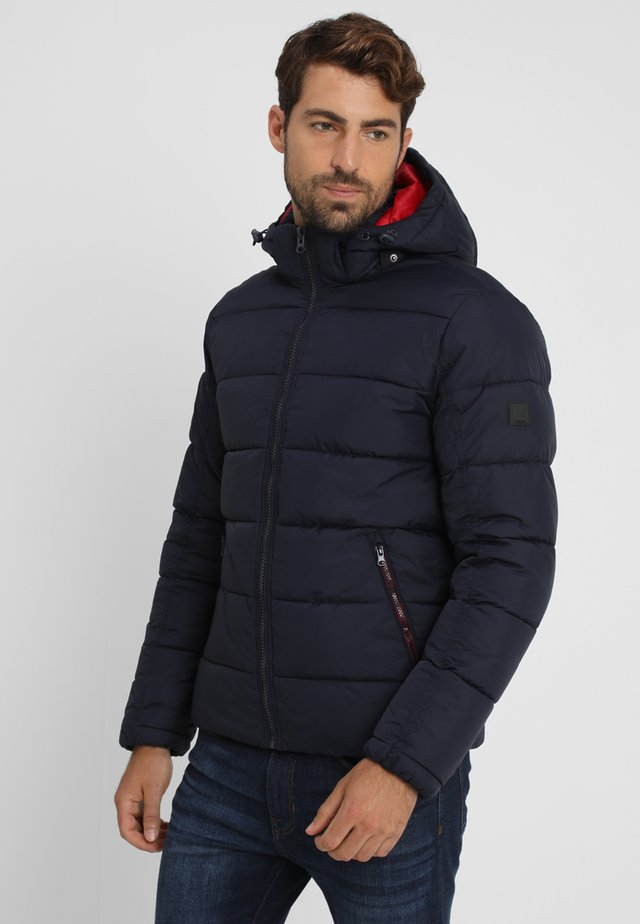JUAN DIEGO - Winter jacket - navy