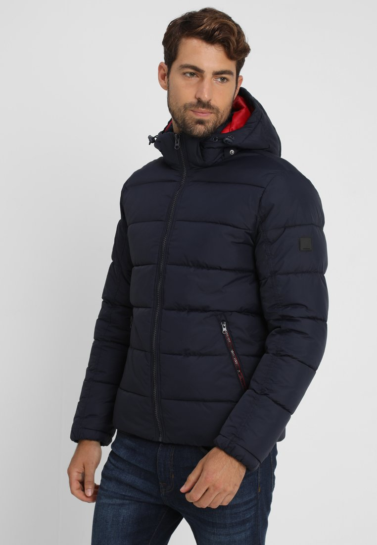INDICODE JEANS - JUAN DIEGO - Giacca invernale - navy