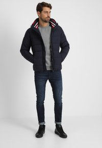 INDICODE JEANS - JUAN DIEGO - Giacca invernale - navy - 1