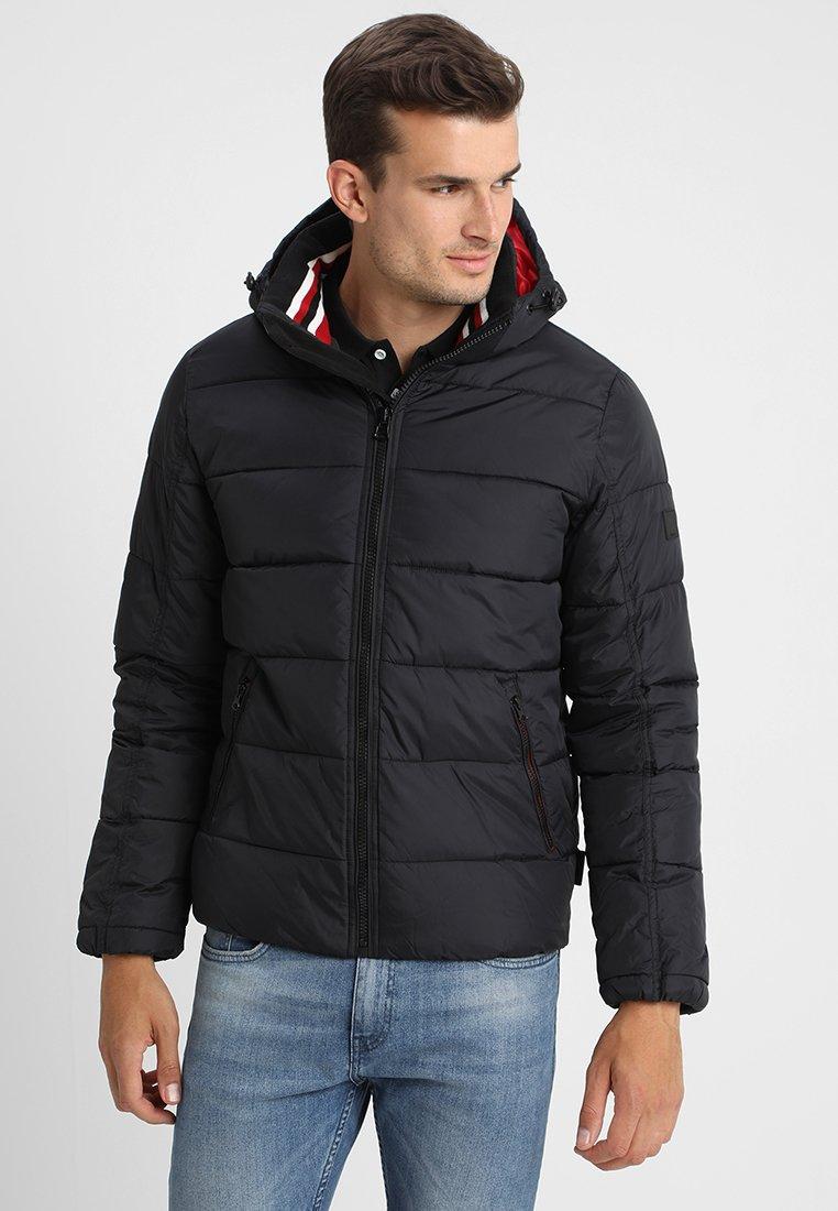 INDICODE JEANS - JUAN DIEGO - Zimní bunda - black