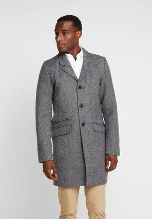 MATHIEU SOLID - Classic coat - grey mix