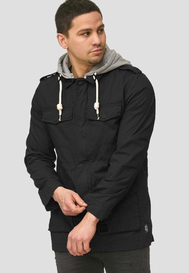 INDICODE JEANS - VINTAGE - Light jacket - black