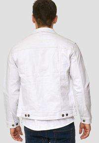 INDICODE JEANS - BRYNE - Denim jacket - off-white - 2