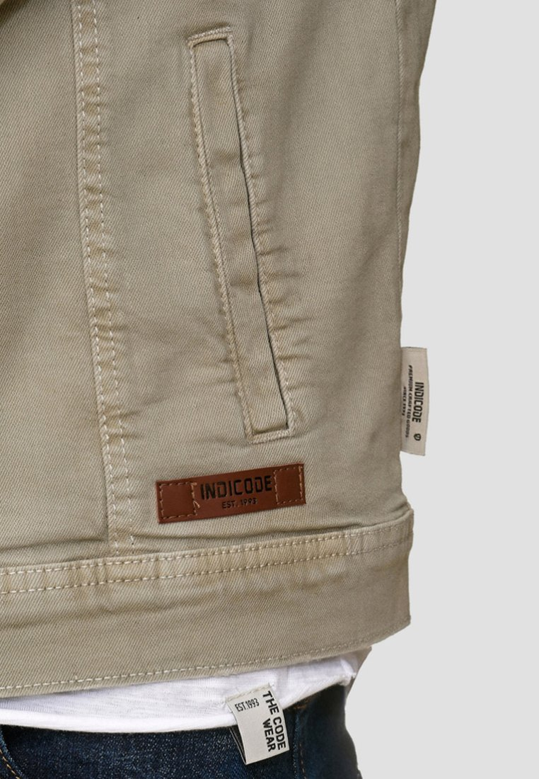 Indicode Jeans Bryne - Spijkerjas Grey