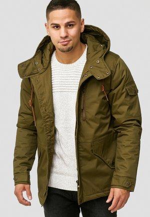 ELMHURTS - Light jacket - dark olive