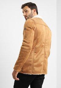 INDICODE JEANS - CROCKFORD - Light jacket - camel - 2