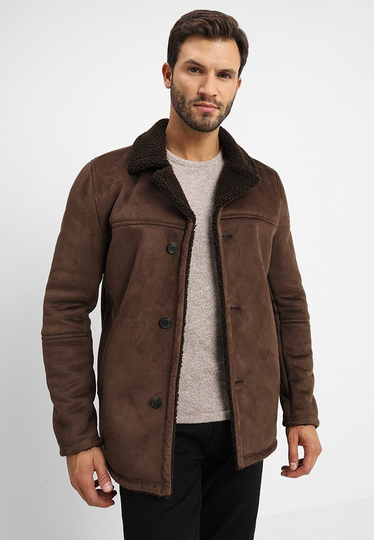 INDICODE JEANS - CROCKFORD - Light jacket - demitasse