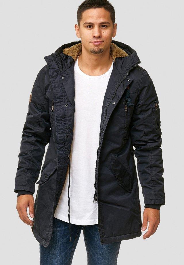 BARDSLEY - Winter coat - navy