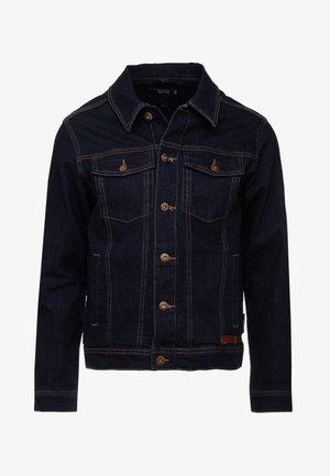 CARLOS - Kurtka jeansowa - rinse wash