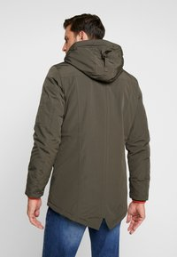 INDICODE JEANS - LEAKE - Parka - army - 2