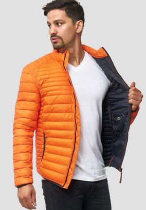 REGULAR FIT - Light jacket - orange