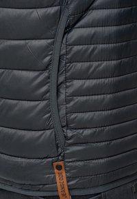 INDICODE JEANS - REGULAR FIT - Light jacket - black - 7