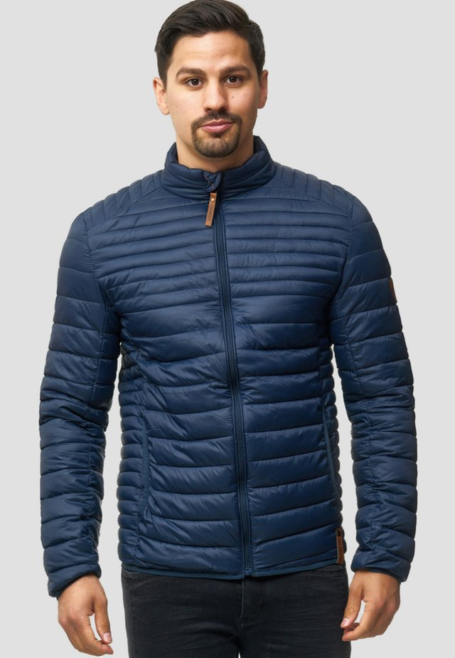 REGULAR FIT - Light jacket - navy