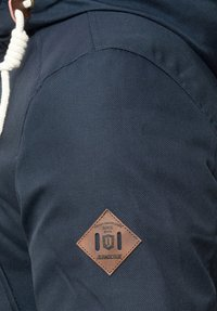 INDICODE JEANS - Cappotto invernale - navy - 5