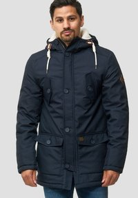 INDICODE JEANS - Cappotto invernale - navy - 0