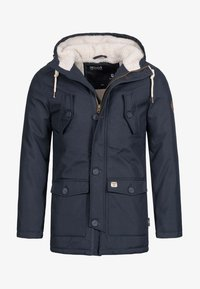 INDICODE JEANS - Cappotto invernale - navy - 6