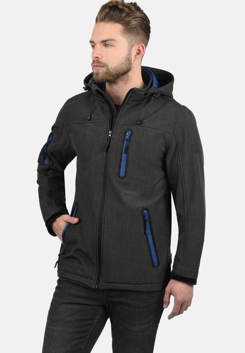 INDICODE JEANS - Outdoor jacket - dark gray