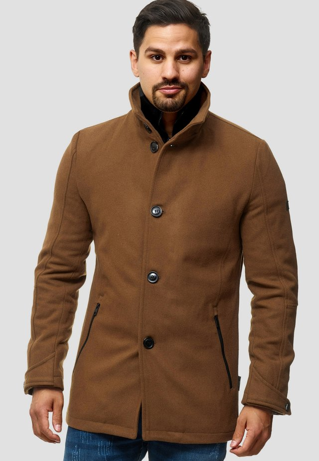 MÄNTEL BRITTANY - Light jacket - camel