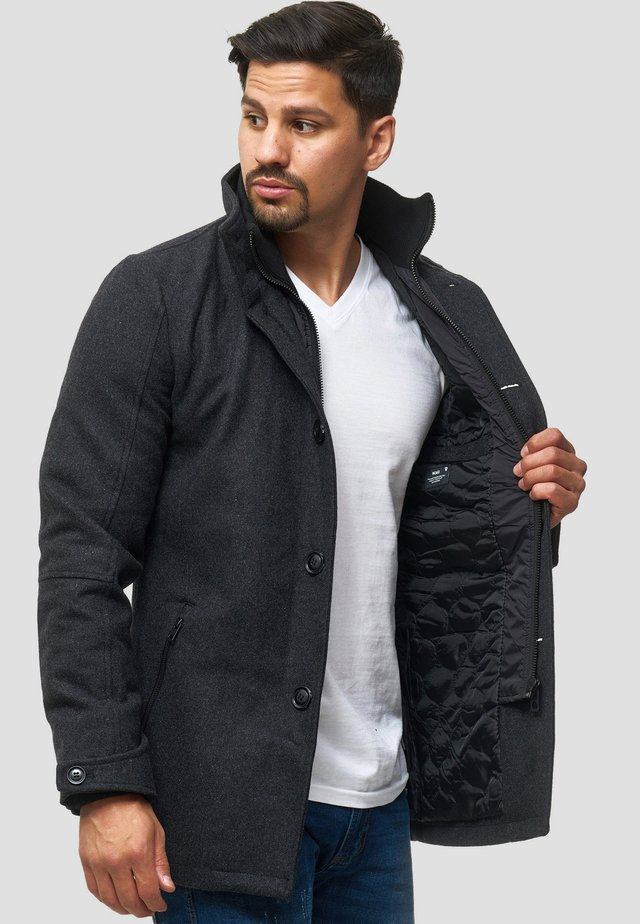 MÄNTEL BRITTANY - Light jacket - anthracite