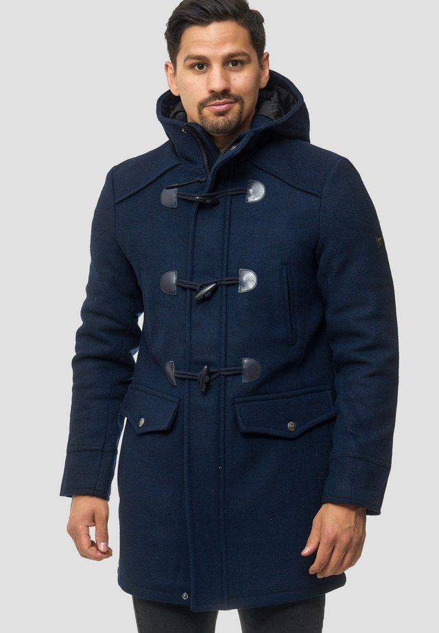 LIAM - Winter coat - blue