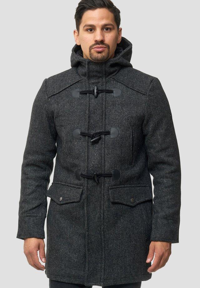 LIAM - Winter coat - black