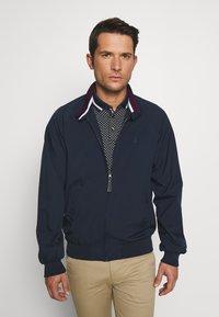 INDICODE JEANS - JEBB - Summer jacket - navy - 0