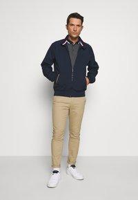 INDICODE JEANS - JEBB - Summer jacket - navy - 1
