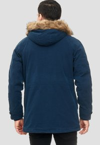 INDICODE JEANS - Cappotto invernale - navy - 2