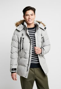 INDICODE JEANS - MCCULLUM - Winter coat - dark grey - 0