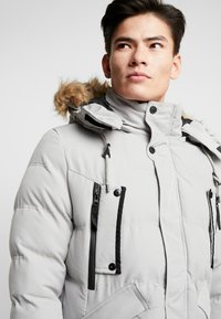 INDICODE JEANS - MCCULLUM - Winter coat - dark grey - 5