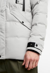 INDICODE JEANS - MCCULLUM - Winter coat - dark grey - 7