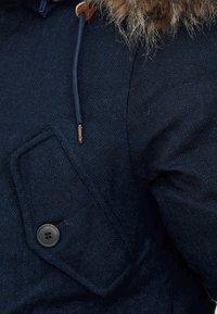 INDICODE JEANS - BAYNES - Winter coat - navy - 5