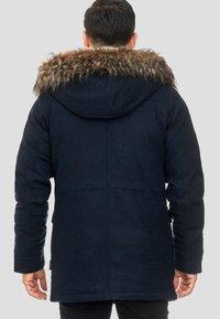 INDICODE JEANS - BAYNES - Winter coat - navy - 2