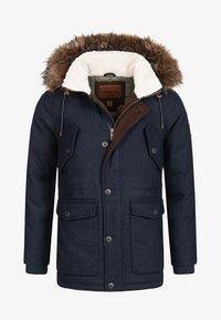 INDICODE JEANS - BAYNES - Winter coat - navy - 6