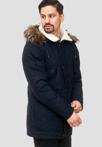INDICODE JEANS - BAYNES - Winter coat - navy - 4