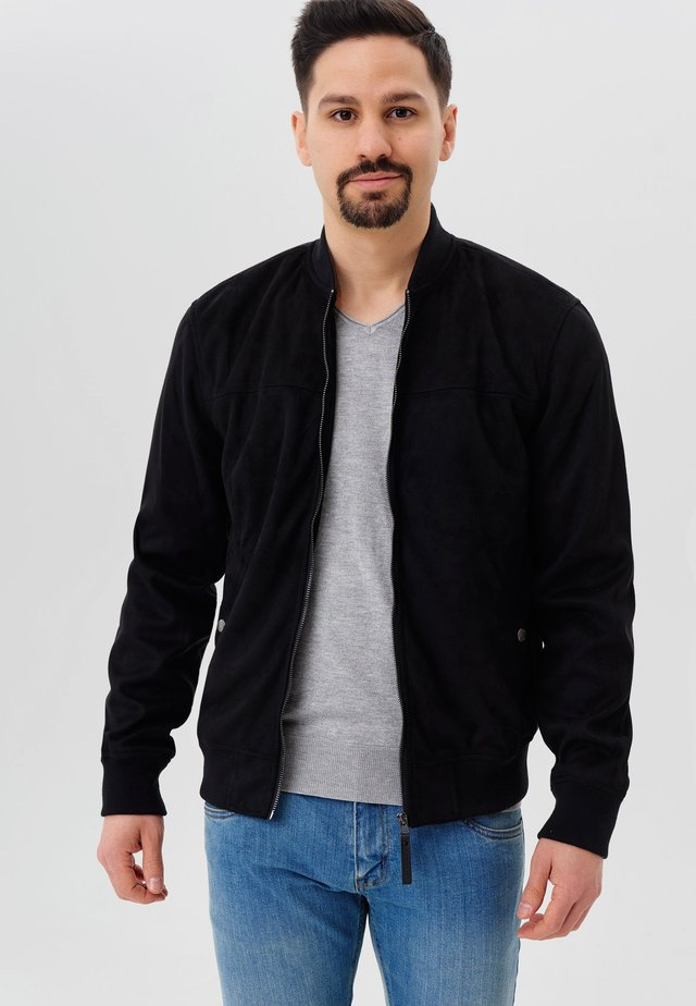 ABBOTT - Light jacket - black