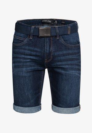 CUBA CADEN - Shorts di jeans - blau