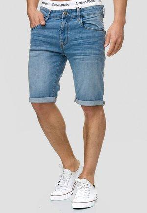 CUBA CADEN - Jeansshort - blue
