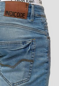 INDICODE JEANS - CUBA CADEN - Denim shorts - blue - 3