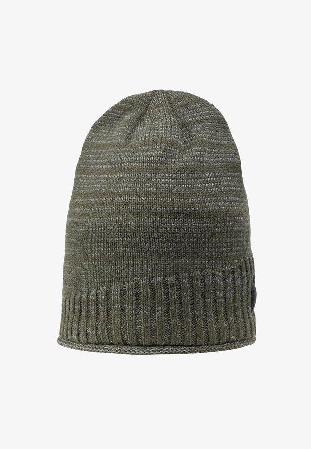 Mütze - dark green
