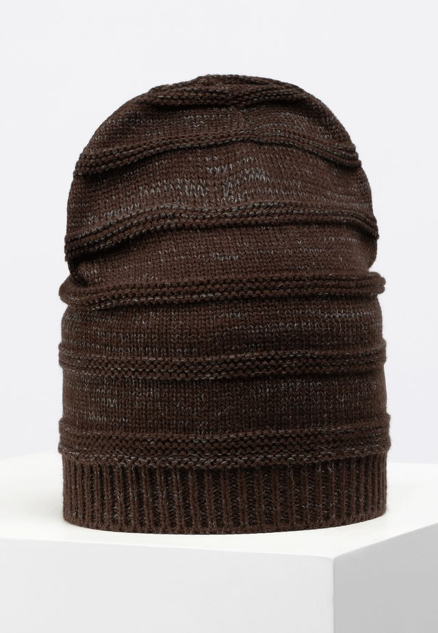 BRYDGES SET  - Muts - dark brown