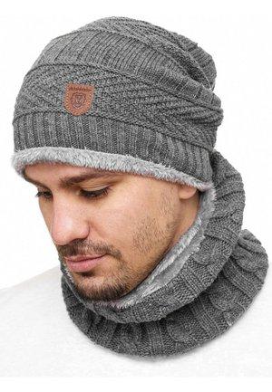 SET - Sjaal - grey mix